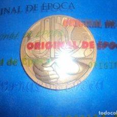 Coleccionismo deportivo: (F-181177)MEDALLA OLIMPIADAS MUNICH-72 C.O.E. DE ANDRES ZOLYOMY ENTRENADOR WATERPOLO ESPAÑA . Lote 140981146
