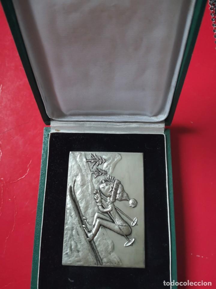 Coleccionismo deportivo: Campeonato de España infantil de esquí 1972 - Foto 3 - 143023214