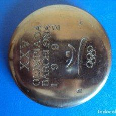 Coleccionismo deportivo: (F-181234)MEDALLA XXV OLIMPIADA BARCELONA 1992 - XAVIER CORBERÓ, DE LA F.N.M.T. COOB'92. Lote 143866630