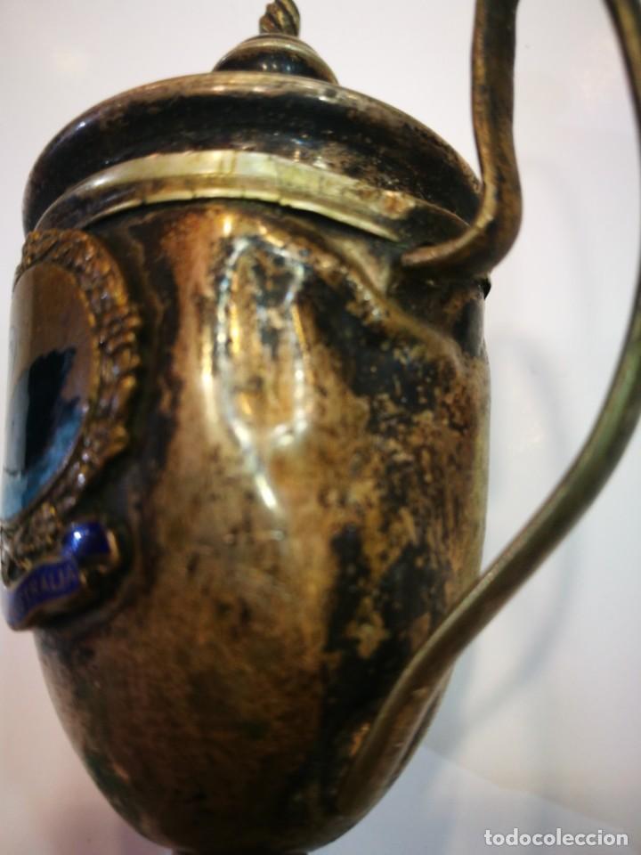 Coleccionismo deportivo: Trofeo The Bel Mont Cup W.A. 1913 Western Australia leer descripción - Foto 10 - 144615082