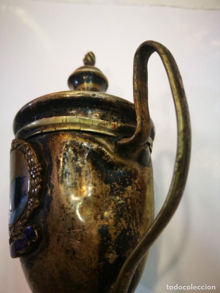 Coleccionismo deportivo: Trofeo The Bel Mont Cup W.A. 1913 Western Australia leer descripción - Foto 11 - 144615082