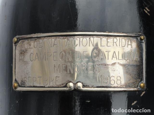 Coleccionismo deportivo: TROFEO CLUB NATACIÓN LÉRIDA. CAMPEONATO CATALUNYA MENORES. SEPTIEMBRE 1968. - Foto 6 - 144899818