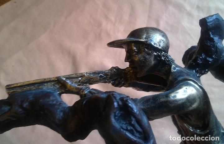 Coleccionismo deportivo: TROFEO DE TIRO AL PLATO. - Foto 14 - 146778058