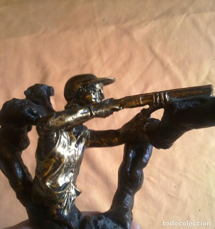 Coleccionismo deportivo: TROFEO DE TIRO AL PLATO. - Foto 15 - 146778058