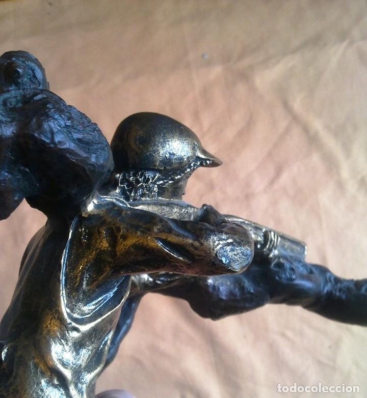 Coleccionismo deportivo: TROFEO DE TIRO AL PLATO. - Foto 19 - 146778058
