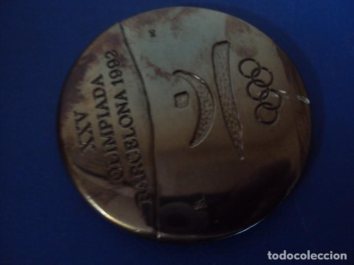 Sports collectibles: (F-190148)Medalla de los Voluntarios, Barcelona-92 - Foto 5 - 147673790