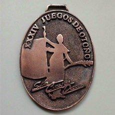 Coleccionismo deportivo: MEDALLA DE LOS XXXIV JUEGOS DE OTOÑO. SEVILLA CIUDAD DEL DEPORTE . Lote 148033558