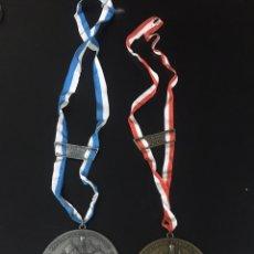 Sports collectibles - XXII Olympiade Moskau 1980 Medallas de oro y plata - 149220730