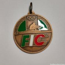 Coleccionismo deportivo: MEDALLA XIII MEMORIAL PAOLO D'ALOJA ITALIA 1999. Lote 152464233