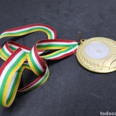 Coleccionismo deportivo: MEDALLA LA RIOJA - CON INSCRIPCION SAN SILVESTRE LARDERO - CAR11. Lote 154512570