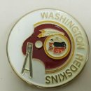 Coleccionismo deportivo: 319- WASHINGTON REDSKINS NFL 1971 ANTIGUA CHAPA ORIGINAL DECORATIVA 7 CMS. Lote 157700442