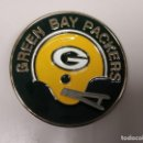 Coleccionismo deportivo: 319-GREEN BAY PACKERS NFL 1971 ANTIGUA CHAPA ORIGINAL DECORATIVA 7 CMS Nº 2. Lote 158011838