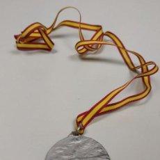 Collectionnisme sportif: 419- MEDALLA 3.5 CMS ASISTENCIA RENAULT RALLYE FERROL AÑO 1979 Nº 1. Lote 159043716
