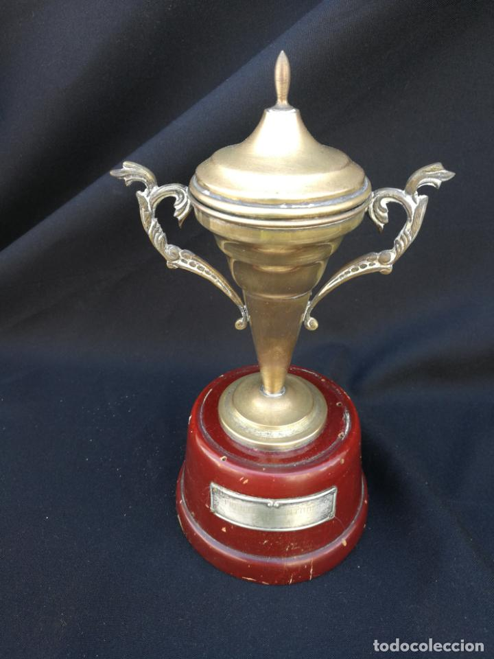 ANTIGUA COPA TROFEO FRENTE DE JUVENTUDES SEVILLA (Coleccionismo Deportivo - Medallas, Monedas y Trofeos - Otros deportes)