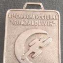 Coleccionismo deportivo: MEDALLA 11 CARRERA NOCTURNA GUADALQUIVIR SEVILLA 1999. Lote 160740202