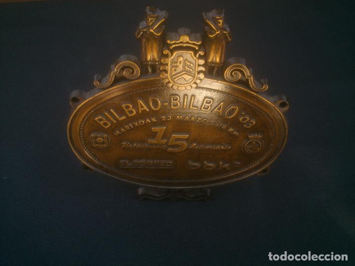 Coleccionismo deportivo: MARTXOAK BILBAO BRONCE - Foto 2 - 161109406