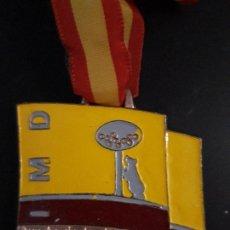 Collezionismo sportivo: 1 MEDALLA DE ** AYUNTAMIENTO DE MADRID INSTITUTO MUNICIPAL DE DEPORTES ** . Lote 161991070