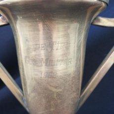 Coleccionismo deportivo: COPA TROFEO ( C DE TIRO MILITAR 1962 ). Lote 164765606