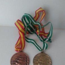 Sports collectibles - 2 medallas deportivas antiguas - 165634602