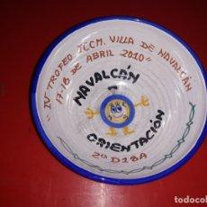 Coleccionismo deportivo: IV TROFEO JCCM. VILLA DE NAVALCAN 17-18 ABRIL 2010 ORIENTACION 2º D18A. Lote 166427142