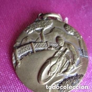 Coleccionismo deportivo: RALLYE MOTOCICLISMO AÑO 1955 PREMIO GANADOR PICOS DE EUROPA ASTURIAS 1955 . - Foto 2 - 166959708