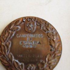 Coleccionismo deportivo: MEDALLA CAMPEONATO DE ESPAÑA 1978 3RER PUESTO WATERPOLO. Lote 168461400