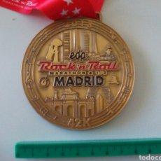 Collectionnisme sportif: MEDALLA MARATON MADRID 2018. Lote 170345193