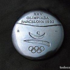 Coleccionismo deportivo: MEDALLA DE LOS VOLUNTARIOS, BARCELONA-92. Lote 171019434