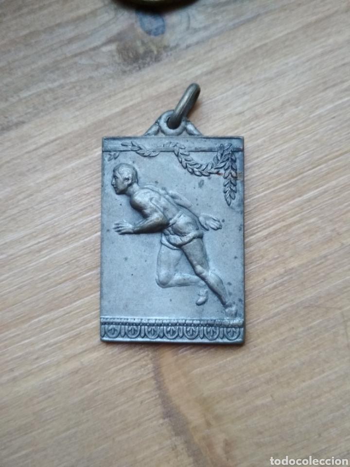 MEDALLA ATLETISMO (Coleccionismo Deportivo - Medallas, Monedas y Trofeos - Otros deportes)