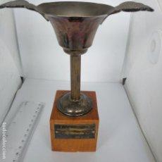 Coleccionismo deportivo: TROFEO EXPOSICIÓN FOTOGRÁFICA 3° PREMIO 18-7-74. Lote 172926073