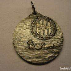 Coleccionismo deportivo: MEDALLA FEDERACIÓN CATALANA SALVAMENTO Y SOCORRISMO. TROFEO C. LACAMBRA, BARCELONA, 1972-73.. Lote 173526764