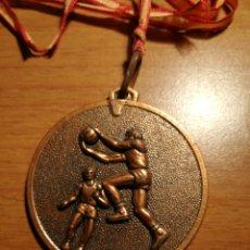 Coleccionismo deportivo: MEDALLA BALONCESTO. Lote 177861503