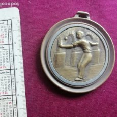 Coleccionismo deportivo: MEDALLA DE PELOTA. Lote 178724946