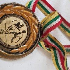 Coleccionismo deportivo: MEDALLA - UR LA RIOJA - 2003 - CAR30. Lote 180035475