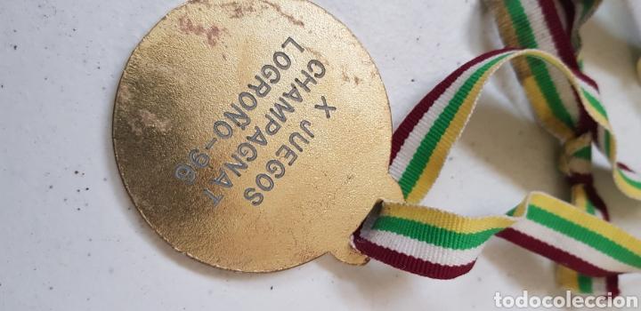 Coleccionismo deportivo: Medalla - champagnat - 98 - car30 - Foto 2 - 180036230