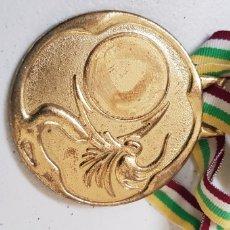 Coleccionismo deportivo: MEDALLA - FIESTAS S. JOSE DE CALASANZ - 1996 - CAR30. Lote 180036242