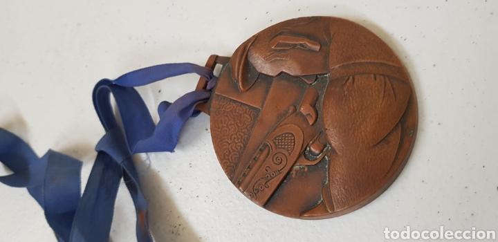 MEDALLA - CAZA - CAR30 (Coleccionismo Deportivo - Medallas, Monedas y Trofeos - Otros deportes)