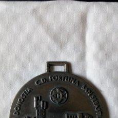 Coleccionismo deportivo: DONOSTIA C.D.FORTUNA SAN SEBASTIAN . Lote 180095443