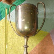 Coleccionismo deportivo: TROFEO. TIRO NACIONAL DE EIBAR, AÑO 1927. Lote 181167902