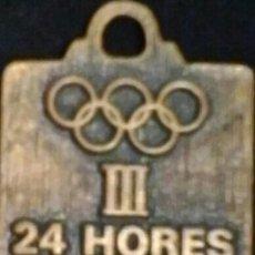 Coleccionismo deportivo: MEDALLA III 24 HORES DE NATACIO CLUB NATACIO REUS PLOMS - REUS. Lote 181606588