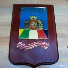 Coleccionismo deportivo: METOPA DE XVI TORNEO INTERNACIONAL DE AJEDREZ CIUDAD DE LINARES-CATEGORIA XX-. Lote 183195315