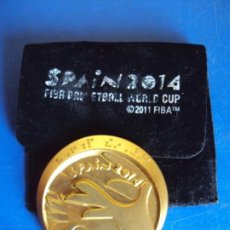 Coleccionismo deportivo: (F-200100)MONEDA MUNDIAL ESPAÑA 2014 BALONCESTO FIBA SPAIN. Lote 189840330
