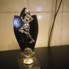 Coleccionismo deportivo: COPA TROFEO 1ER CROSS CLUB BELAUX 2000 SOMEX SA. Lote 190350163