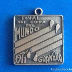 Coleccionismo deportivo: FINAL SKI. COPA DEL MUNDO. SIERRA NEVADA. GRANADA 1971. . ENVIO INCLUIDO.. Lote 191376787