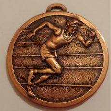 Coleccionismo deportivo: MEDALLA DE BRONCE 1986. Lote 192753385