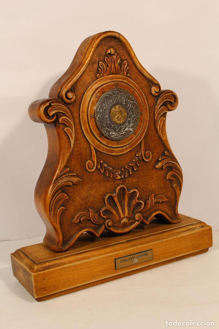 Coleccionismo deportivo: trofeo challenge magnino 1967 - Foto 2 - 194552348