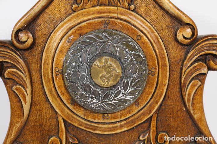 Coleccionismo deportivo: trofeo challenge magnino 1967 - Foto 3 - 194552348