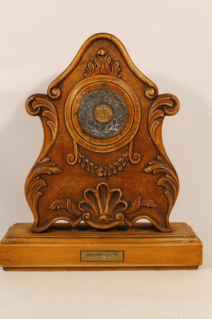 TROFEO CHALLENGE MAGNINO 1967 (Coleccionismo Deportivo - Medallas, Monedas y Trofeos - Otros deportes)