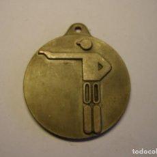 Coleccionismo deportivo: MEDALLA CAMPEONATO PROVINCIAL ARMAS LARGAS AVANCARGA. LLEIDA, AÑO 1979.. Lote 194954105