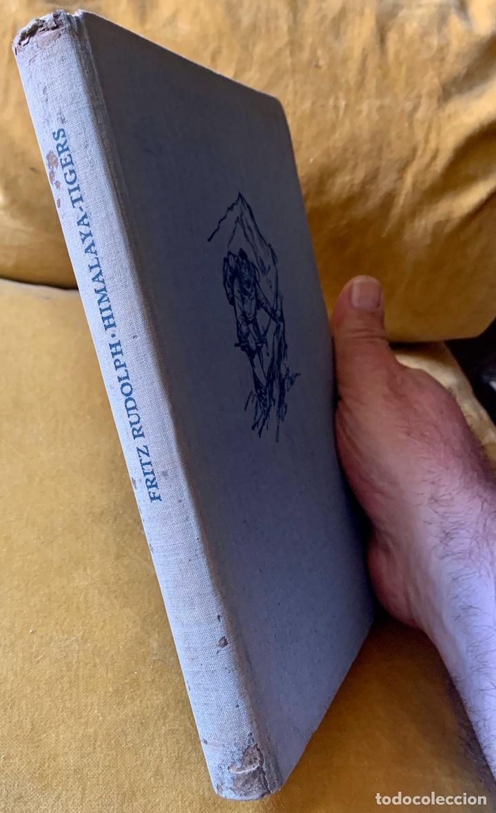 Coleccionismo deportivo: LA TRÁGICA EXPEDICIÓN ALPINA ALEMANA de 1934 AL Nanga Parbat, Pakistán. Uli Wieland. - Foto 9 - 195370633